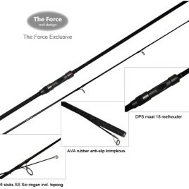The Force Rod 3.60 M